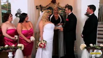سكس ليلة الدخلة – نيك العروسة المدملكة ام بزاز كبيرة – افلام سكس